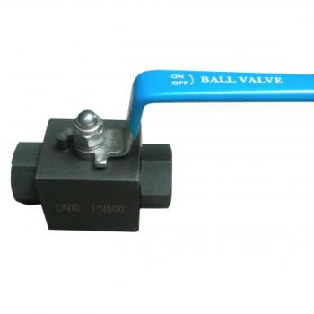 ⅜ Ball Valves 500BAR