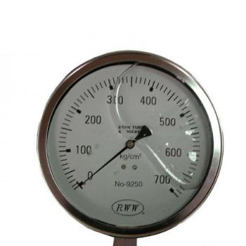 Oil Pressure Gauges(Erectness)