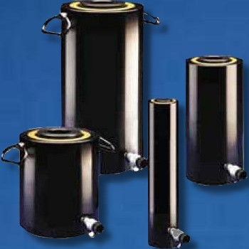 Single Hollow Aluminum Cylinder