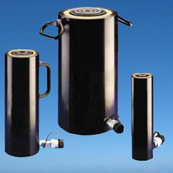 Single Acting Aluminum Cylinder